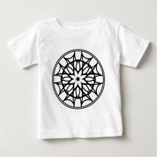 曼荼羅11のdreamcatcher ベビーTシャツ