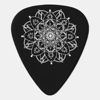 曼荼羅 ギターピック
