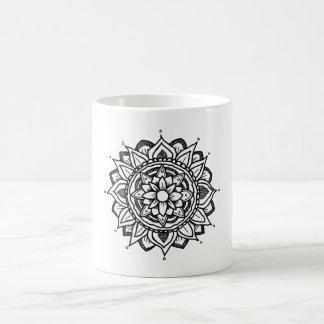 曼荼羅 コーヒーマグカップ