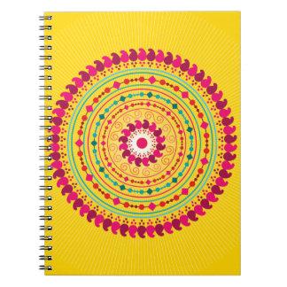 曼荼羅 ノートブック