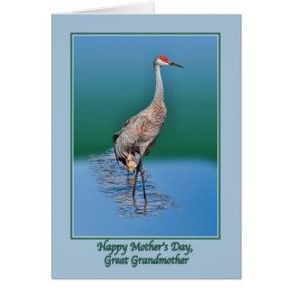 曾祖母の母の日カード カード