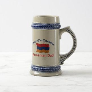最もクールなアルメニアのパパ ビールジョッキ