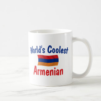最もクールなアルメニア語 コーヒーマグカップ