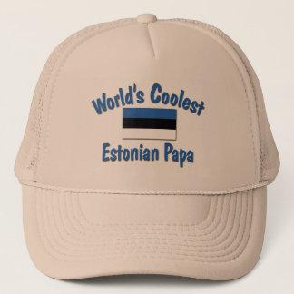 最もクールなエストニア語のパパ キャップ