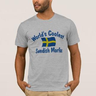最もクールなスウェーデン語Morfar Tシャツ