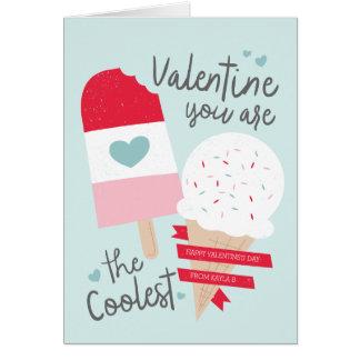 最もクールなバレンタイン カード