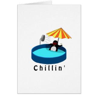 最もクールなペンギン カード