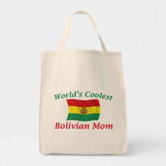 最もクールなボリビアのお母さん トートバッグ