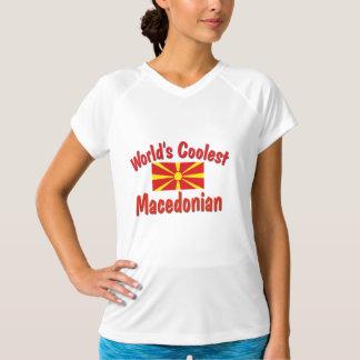 最もクールなマケドニア人 Tシャツ