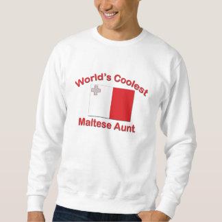 最もクールなマルタの叔母さん スウェットシャツ