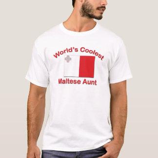 最もクールなマルタの叔母さん Tシャツ