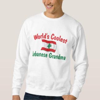 最もクールなレバノンの祖母 スウェットシャツ
