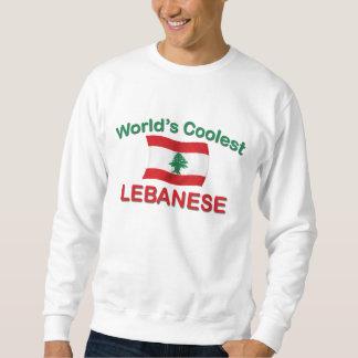 最もクールなレバノン人 スウェットシャツ