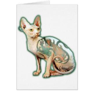 最もクールな猫 カード