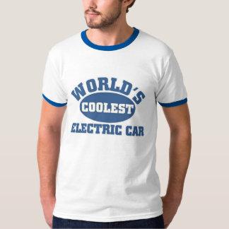 最もクールな電気自動車 Tシャツ