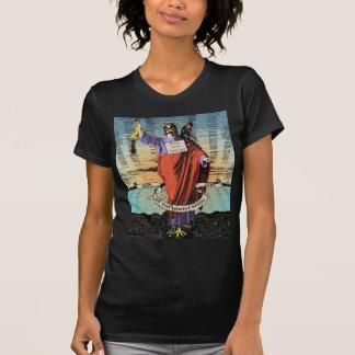 最も低い額の私達の女性 Tシャツ