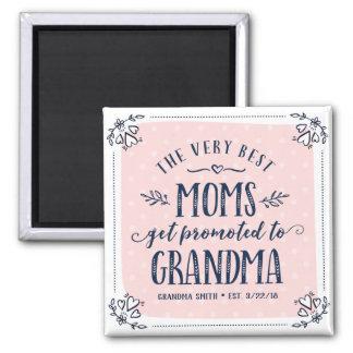 最も優れたお母さんは祖母に促進されて得ます! マグネット