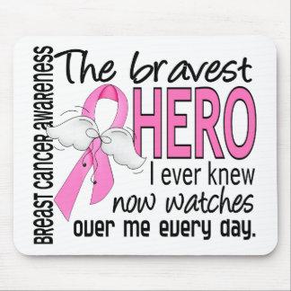 最も勇敢な英雄私は乳癌を知っていました マウスパッド