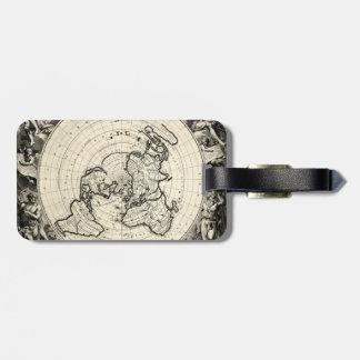 最も古い地図 ラゲッジタグ