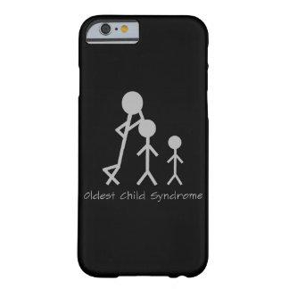 最も古い子供シンドロームのおもしろいなiPhone6ケース Barely There iPhone 6 ケース