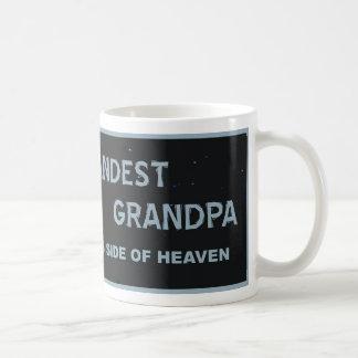 最も壮大な祖父天国のこの側面 コーヒーマグカップ