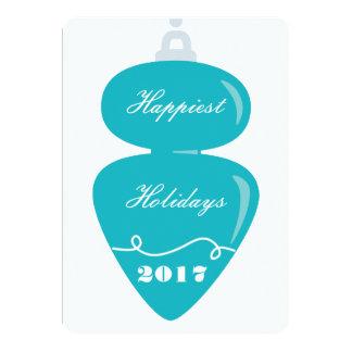 最も幸せな休日 カード