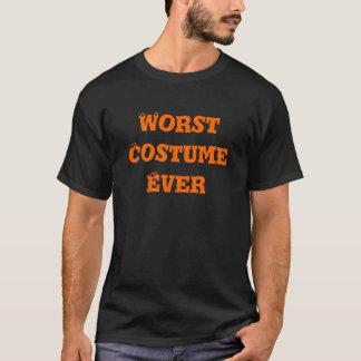 最も悪い衣裳 Tシャツ