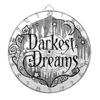 最も暗い夢 ダーツボード