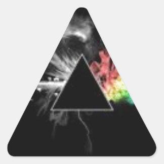 最も最高ので最も売れ行きの良い項目 三角形シール