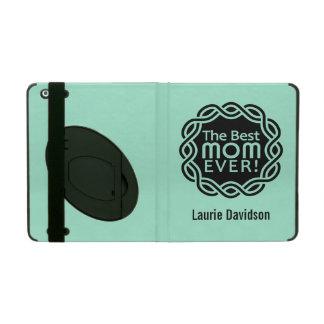 最も最高のなお母さんのカスタムのケース iPad ケース