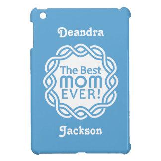 最も最高のなお母さんのカスタムのケース iPad MINI カバー
