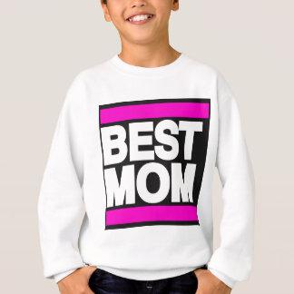 最も最高のなお母さんのピンク スウェットシャツ
