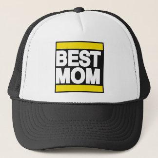 最も最高のなお母さんの黄色 キャップ