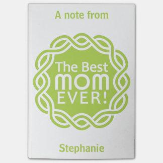 最も最高のなお母さん名前をカスタムする及び色のポスト・イット ポストイット