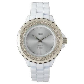 最も最高のなお母さん|のモノグラム 腕時計