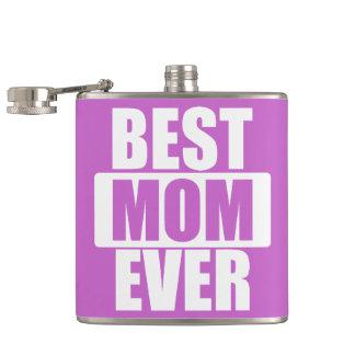最も最高のなお母さん フラスク