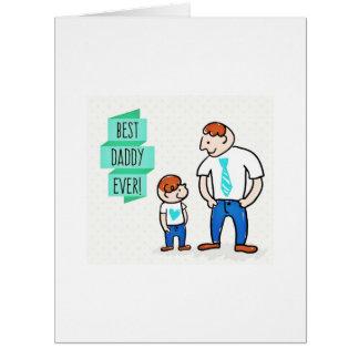 最も最高のなお父さん カード