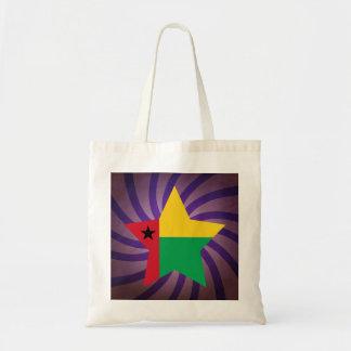最も最高のなギニア-ビサウの旗のデザイン トートバッグ