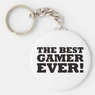 最も最高のなゲーマー キーホルダー