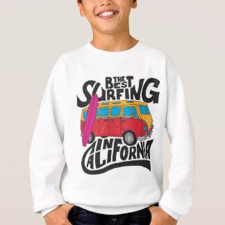 最も最高のなサーフカリフォルニア スウェットシャツ