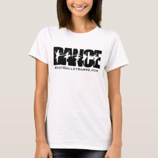 最も最高のなバレエの機械段のダンス Tシャツ