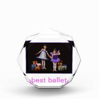 最も最高のなバレエ 表彰盾