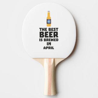 最も最高のなビールは4月Z86r8に醸造されます ピンポンラケット