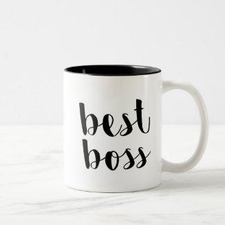 最も最高のなボス ツートーンマグカップ