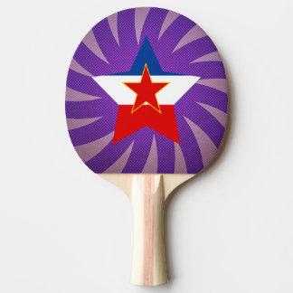 最も最高のなユーゴスラビアの旗のデザイン 卓球ラケット