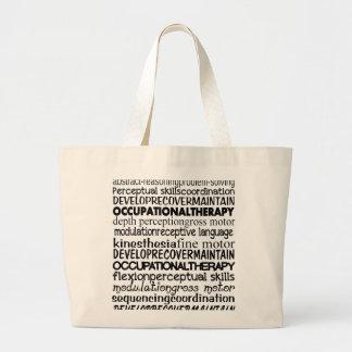 最も最高のな作業療法のギフト ラージトートバッグ