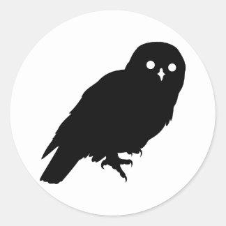 最も最高のな価格のフクロウの恋人 ラウンドシール