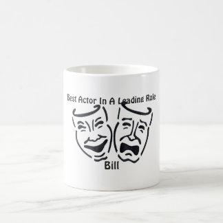 最も最高のな俳優か先導的な役割: ビル コーヒーマグカップ