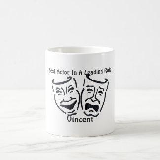 最も最高のな俳優か先導的な役割: ヴィンチェンツォ コーヒーマグカップ