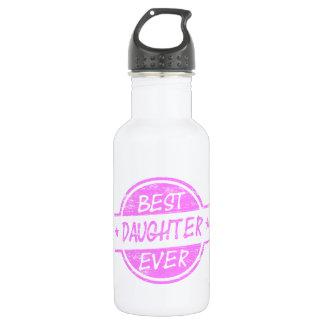 最も最高のな娘のピンク ウォーターボトル